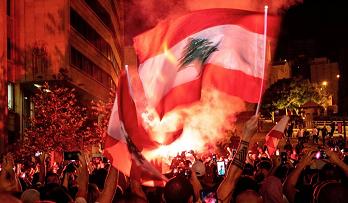 استبيان الفينيق: الموقف من الحراك اللبناني